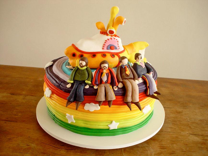 Submarine Cake Pan