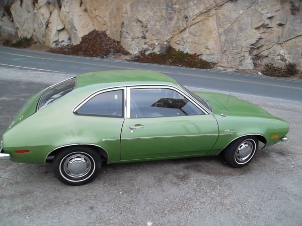 1972 Ford Pinto 45k miles   As seen on Craigslist: This is ...