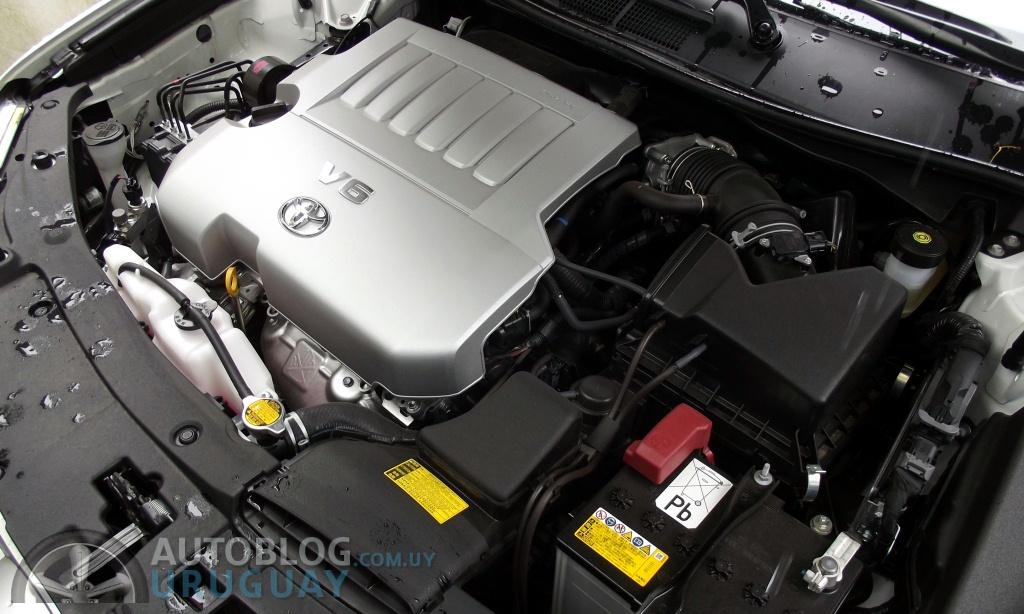 toyota 3 5 engine problems