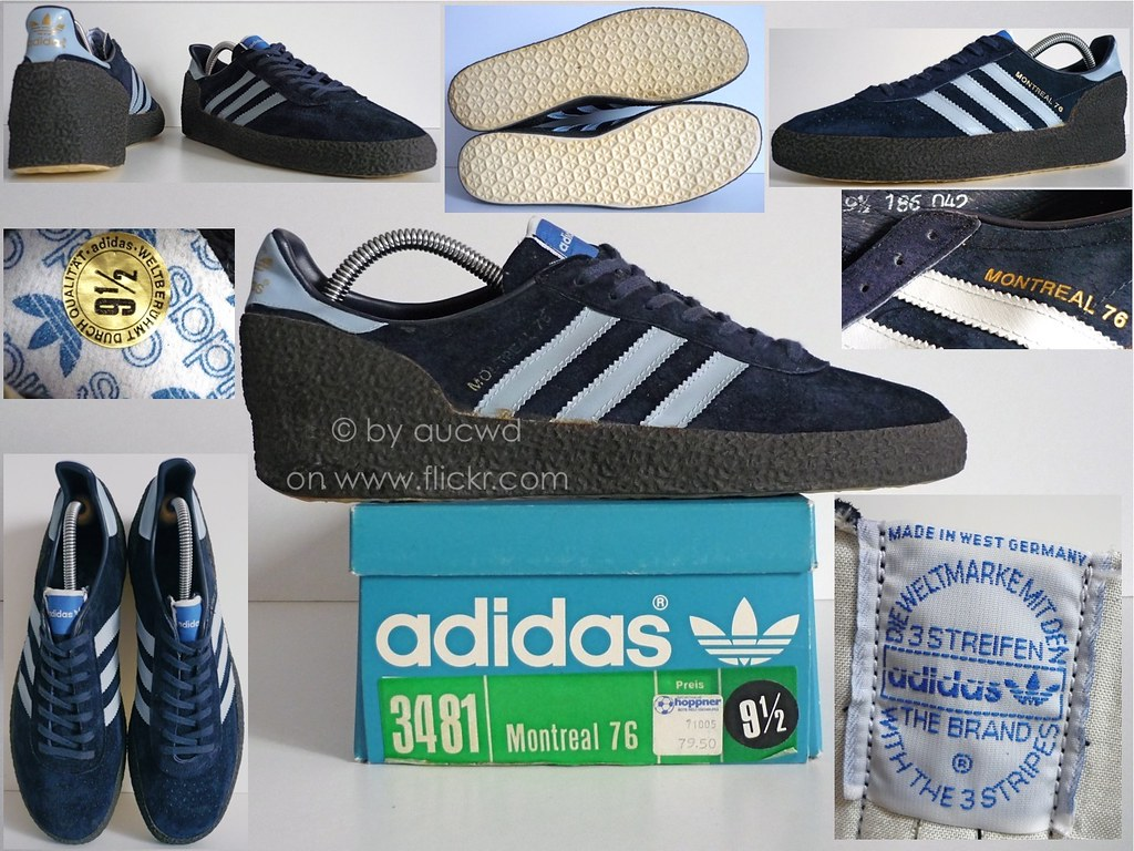 Adidas Montreal Shoes