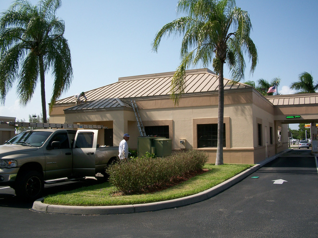 Metal Roof Allied Roofing And Sheet Metal Inc Have Been