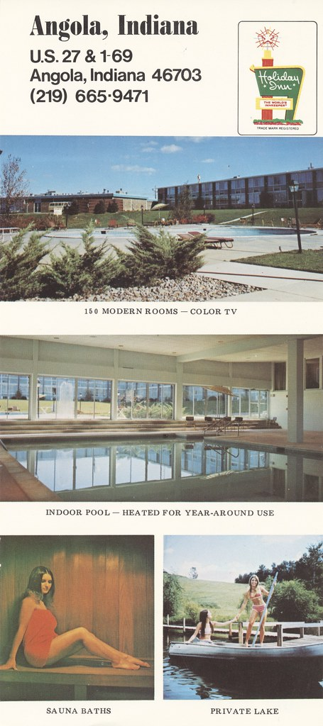 Holiday Inn - Angola, Indiana