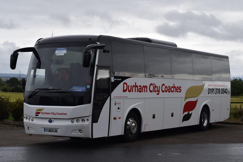 Yj16ejd Durham City Coaches Gretna Green Highlandreiver Flickr