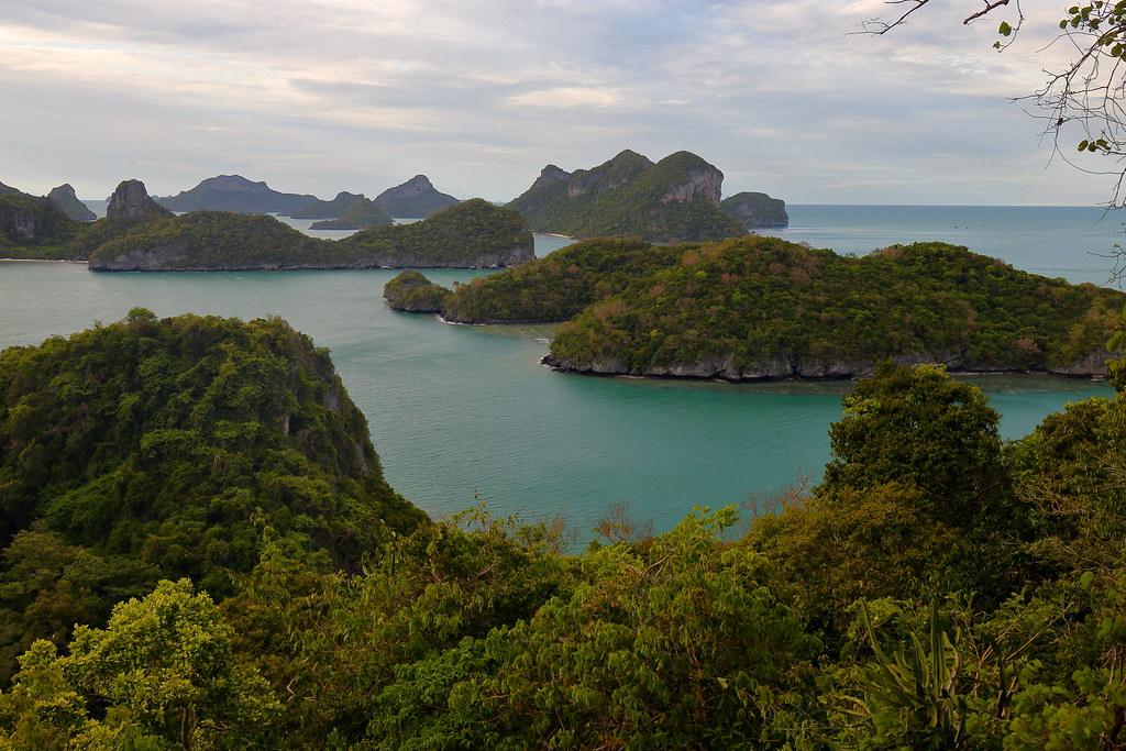 Ang Thong National Marine Park. Ko Wua Talap  Thailand  J L C  Flickr