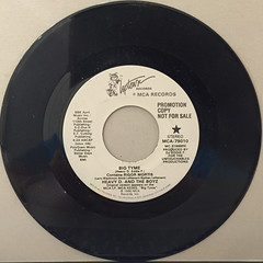 HEAVY D. AND THE BOYZ:BIG TYME(RECORD SIDE-B)