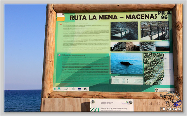 #AlmeriaLVT Ruta de la Mena Macenas 2