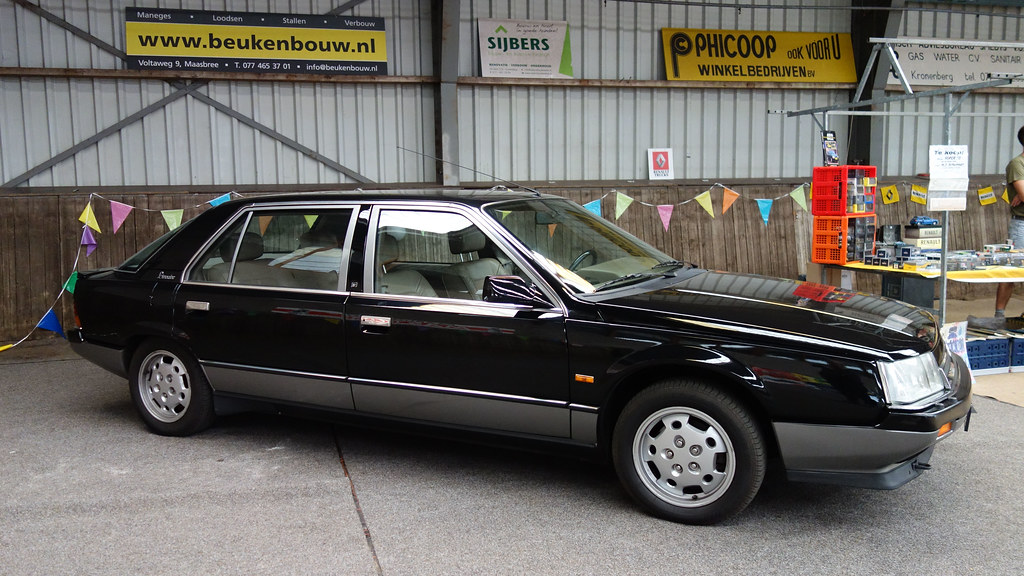 Renault 25 Limousine Pack Excutive V6 Injection Flickr