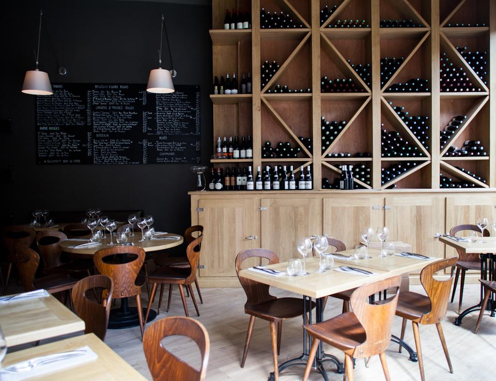 Pirouette Paris Restaurant