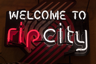 WELCOME TO rip city | by Jeremy Brooks