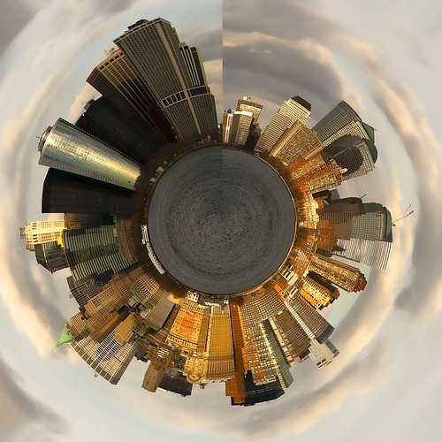 Manhattan Little Planet | by ~SteveBaron~