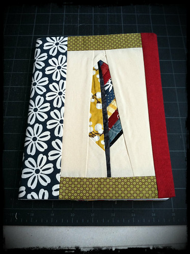 Little Feathered Journal Cover | by Woods Road Avenue