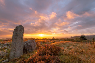 Whitehills Stone Circle | by Tyrebagger