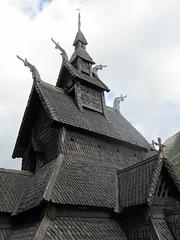 Igreja de madeira de Borgund