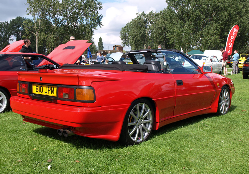 1987 Toyota Celica Gt Convertible St162 Interesting To