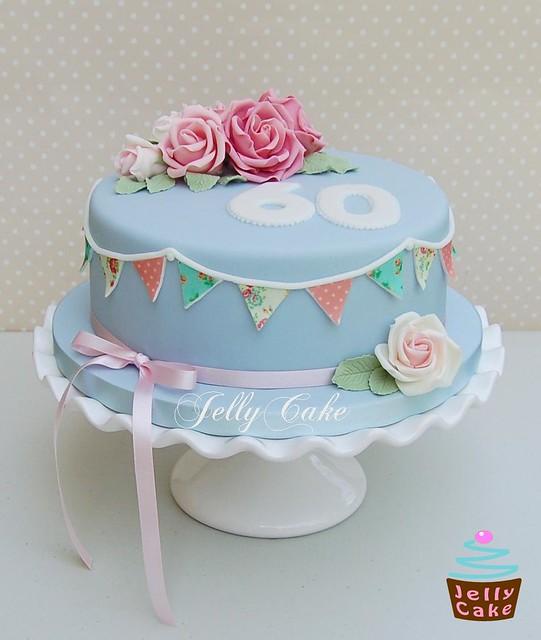 Cath Kidston Inspired Birthday Cake Flickr Photo Sharing