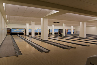 The New HUB: Bowling Alley | by Atomic Taco