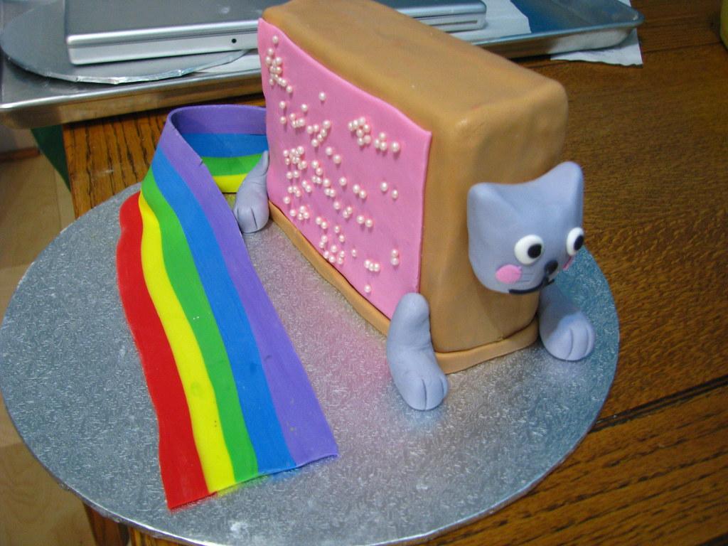 How To Make A Cake Shaped Like A Cat