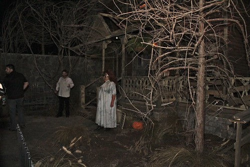 Dead End Haunted House At Halloween Horror Nights 22 Flickr