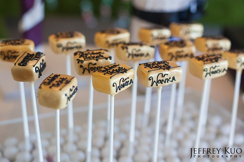 Golden Ticket Cake Pops | by Sweet Lauren Cakes