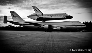 Endeavour ready for its final flight | by TomSteiner