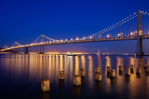 The Bay Bridge | by Ben Sheriff Photography
