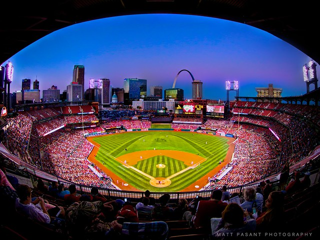 Busch Stadium St Louis Missouri Busch Stadium Also
