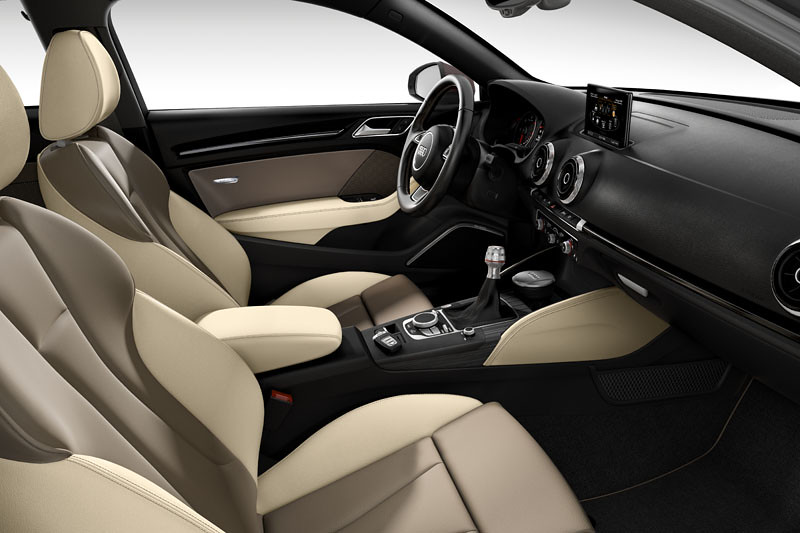 New Audi A3 Sportback Interior | Find out more about the ...