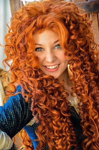Princess Merida | by EverythingDisney