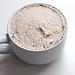 Pumpkin Spice Latte: Pumpkin Spice Cake ft. Cinnamon Whipped Cream + Coffee Syrup
