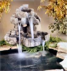 indoor waterfall fountains by biswapal