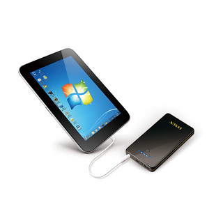 6000mAh power bank of Tablet PC and camcorder/DSLR Camera with wide output 5V and 8-12V | by lvsuncathy