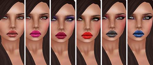 Reila Skins - Liya med make-up | by Reila Karu (Reila Skins)