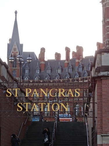 066 - St. Pancras Sign | by Randomly London