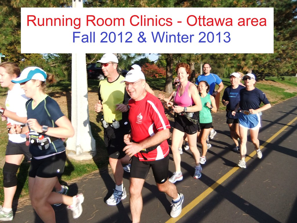 Running Room Ottawa  Km Training Run