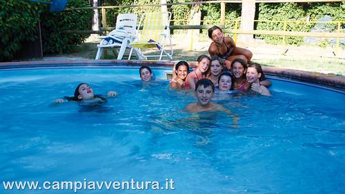 E ora un bagno in piscina campi avventura flickr - Piscina hidron campi ...