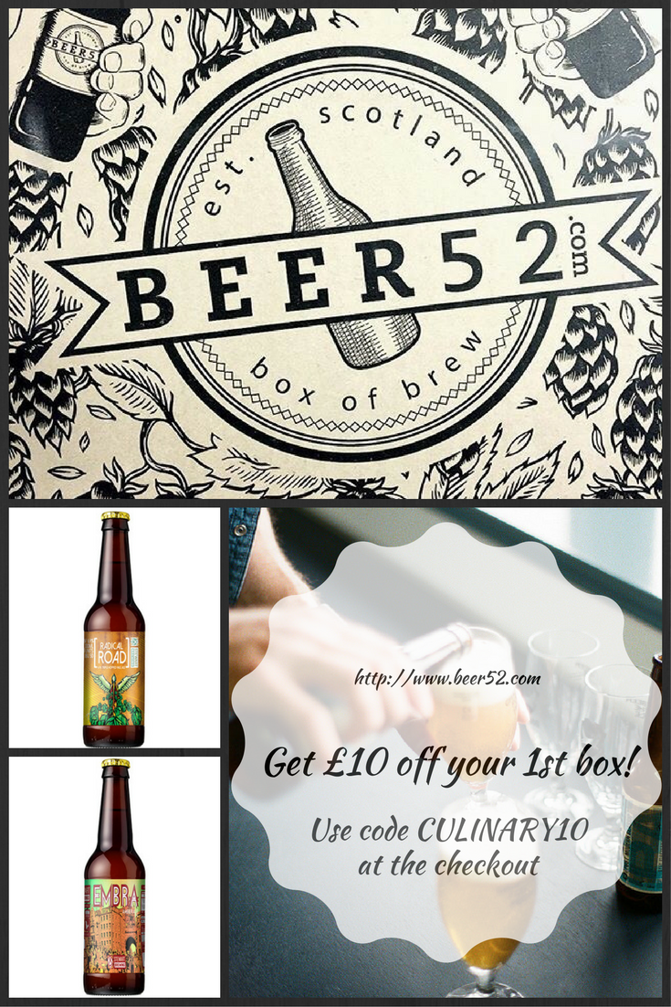 Try Beer52 Craft Beer