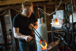 Tyler Blacksmithing Chainlink for Workshop Chain | by goingslowly