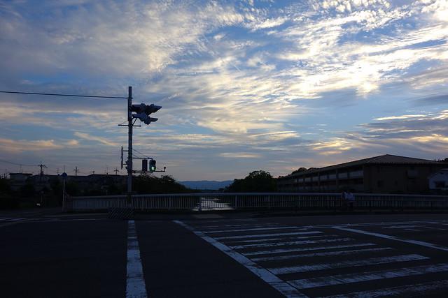 2016/09 松ヶ崎橋辺り #03