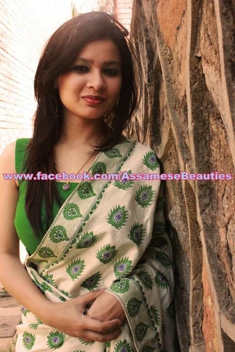 Assamese Beautiful Girl  Assamese Beautiful Girl Model -8332