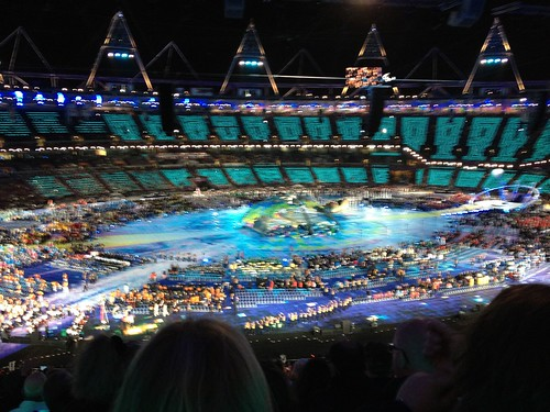 Paralympics opening ceremony | by Lindsey Berthoud