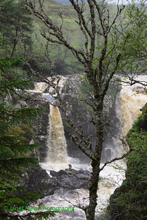 Pattack Waterfalls Scotland | by Grinning Soul
