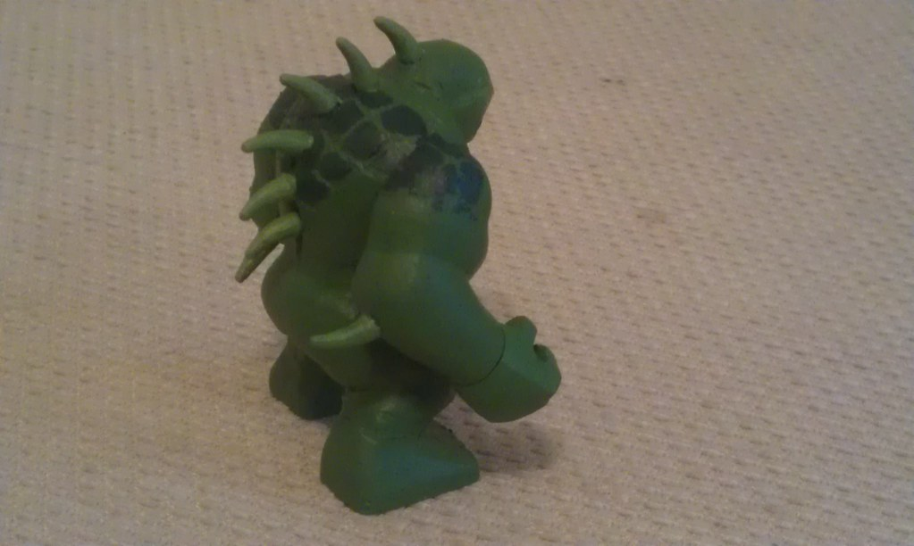 lego abomination | Back veiw, made from a Lego hulk ...