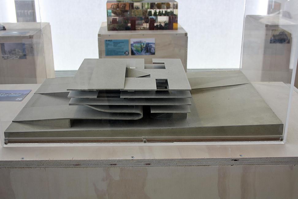 3d Exhibition : Villa vpro by mvrdv architects exhibition of dutch
