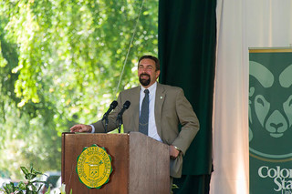 Colorado State University's 2012 Fall Address and University Picnic | by ColoradoStateUniversity