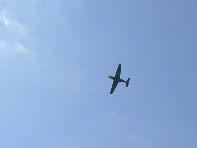 Im Flug: Nord 1101 Noralpha