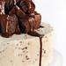 Fudge Brownie & Cookie Dough Cake