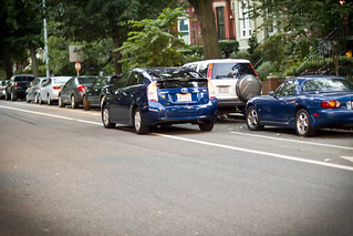 2012 09 12 - 0843 - DC - Standing in Bike Lane | by thisisbossi