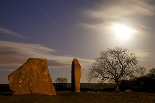 Avebury Moonrise | by Matt Clark Photography