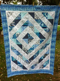wedding guestbook quilt | by Midwest Family Life