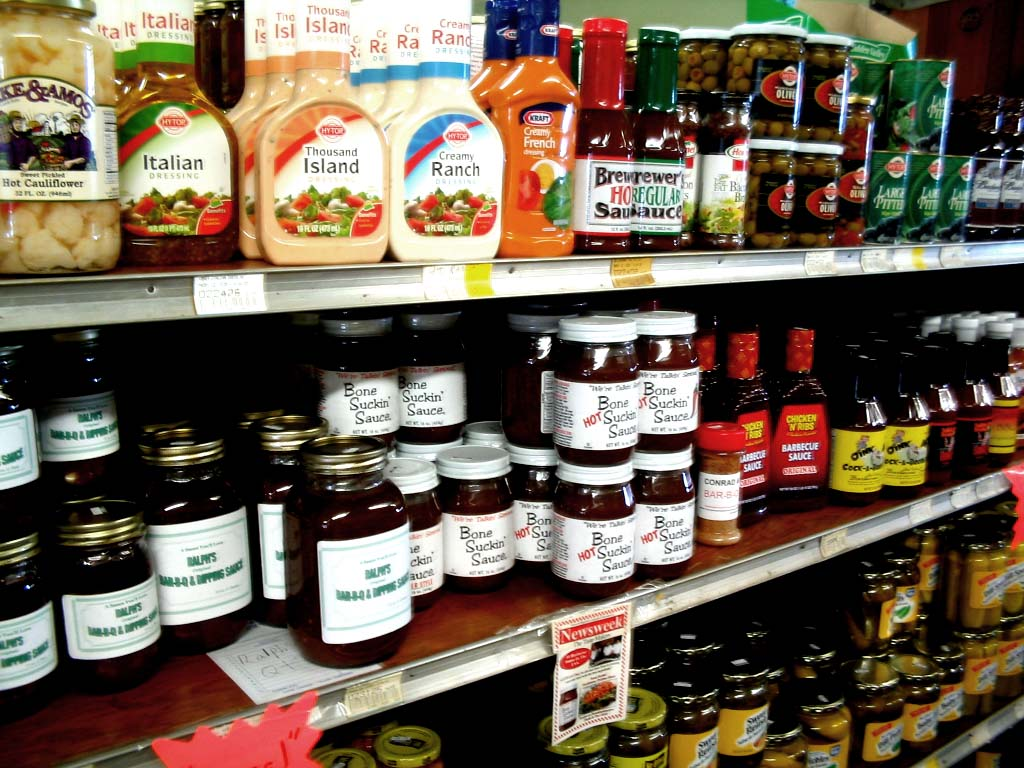 Conrad Hinkle Food Market Lexington Nc